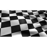Cetim Quadriculado Bandeira F1 Decora Festa Cia Dos Tecidos