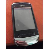 Nokia C2-06 2 Chips Preto Bluetooth Mp3 Fm 2 Mp