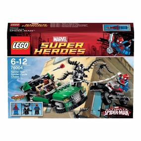 Lego Marvel Universe Spiderman 76004