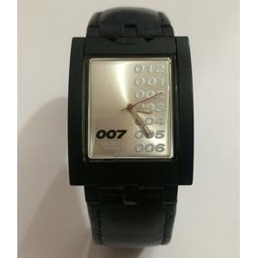 1f9ab6ce596 Contra 3 007 James Bond - Relógios De Pulso no Mercado Livre Brasil