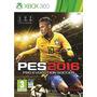 Pes 2016 En Español Xbox 360 Original Nuevo Fisico Sellado