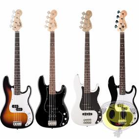 Baixo Fender Squier Affinity Precision - Loja Kadu Som