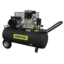 Surtek Compresor De Aire 300l, 2200w Comp6100a*envío Gratis