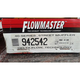 Flowmaster Serie 40 Made In Usa
