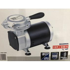 Mini Compressor De Ar Direto De Diafrágma / Tufão - Bivolt