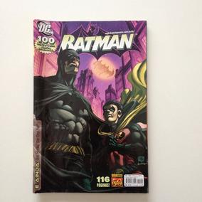 Hq Dc Batman Vida Após A Morte Parte 5 Jogos Mentais Nº100