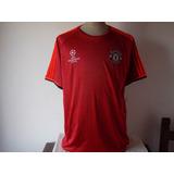 Terrible !! Camiseta Entrenamiento adidas Manchester United