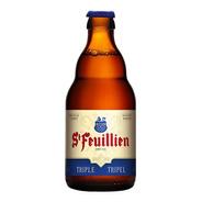 Cerveja St Feuillien Triple Tripel Ale Belga 330 Ml