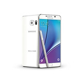 Straight Talk Galaxy Nota 5 32gb Blanco En Verizon 4g Lte