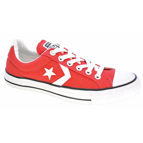 zapatillas all star converse rojas