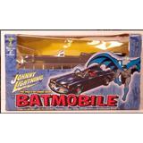 1960 Batimóvil Batman Escala 1/24 Nuevo Para Armar Metalico