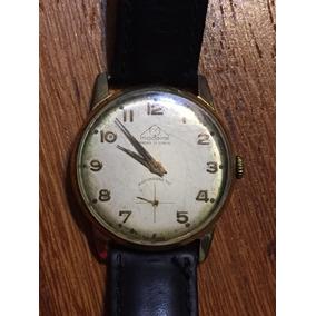 Relógio Antigo Mondaine A Corda 30mm