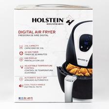 Freidora De Aire Caliente Holstein  2.6 L, Digital, Color