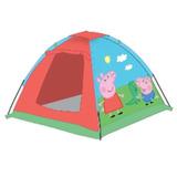 Carpa Casita Infantil Peppa Pig