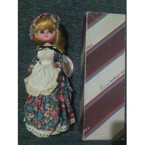 Hermosa Muñeca Coleccionable Del Diseñador Roman Doll
