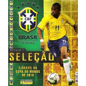 Álbum De Figurinhas Brasil Na Copa Do Mundo 2010 (pdf)