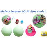 Lol Lil Sisters Surprise Lql Serie 1 Envio Incluido!!