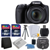 Camara Canon Powershot Sx530 Hs Digital Camera With 50x 158