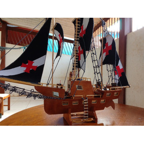 Barcos Em Miniaturas(de Qualquer Time)