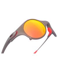 Oculos Oakley Mars X Metal Ruby Original N Medusa N Colete