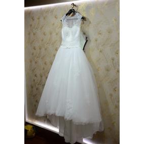 Vestido De Noiva Estilo Princesa Renda Francesa