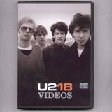 U2 U218 Videos Dvd Nuevo