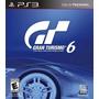 Gran Turismo 6 Ps3 Comprá Somos Mercadolider Entregas Hoy!!!