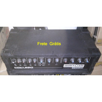 Cabeçote Amplificador Wattson Ciclotron Prh 620 Frete Grátis
