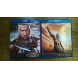Spartacus Temporada 1-4 Blu Ray