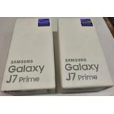 Galaxy J7 Prime, Nuevo, Huella, 16 Gb, Negro, 13 Mpx, Libre