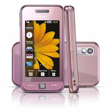 Samsung Star S5230 C/ Câmera 3,2mp, Mp3, Rádio Fm - Novo