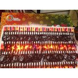 140 Luces Musical Color 60cm +690cm 1023