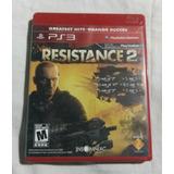 Juego Ps3 Resistance 2