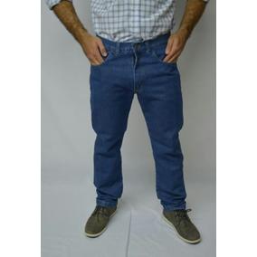 Jeans Rectos Clásicos Talles 38 A 52 -mercadoenvios-