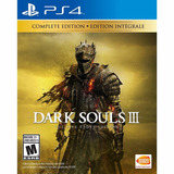 Dark Souls 3: Fire Fades Edition | Ps4 | Físico | Sellado |