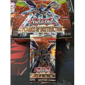 Yu-gi-oh Flames Of Destruction Boosters ( Envio Gratis Leer)