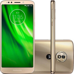 Smartphone Motorola Moto G G6 Play Dual 32gb 5.7 4g - Ouro
