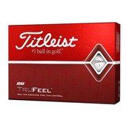 Pelotas De Golf Titleist Tru Feel X 24 2020 - Buke Golf