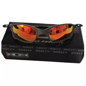 Juliet Lente Roxa - Óculos De Sol Oakley Juliet Com lente polarizada ... ef68fd18a5