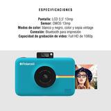 Camara Instantánea Polaroid Snaptouch Lcd 13mpx Gtia Oficial