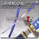 Katana De Anime Bleach Grimmjow - Espada Samurai - Ichigo