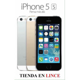 Iphone 5s 16gb Libres 4g 8mpx En Caja Como Nuevos 9 A 9.5/10