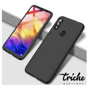 Funda 360 + Cristal Slim Color Oficina Seria Huawei Y7 2019