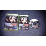 Smackdown Vs Raw 2010 Completo Para Xbox 360,funcionando