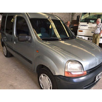 Renault Kangoo Break 1999 Full 1.4 Nafta #detalle Choque Lat