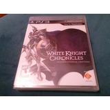 White Knight Chronicles Rpg Ps3 Nuevo Sellado Envio Gratis