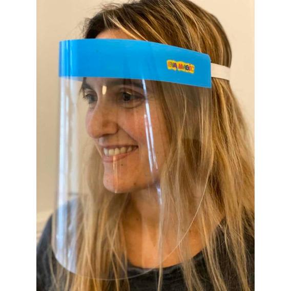 Mascara Facial Reutilizable Barbijo Acetato Personlizada