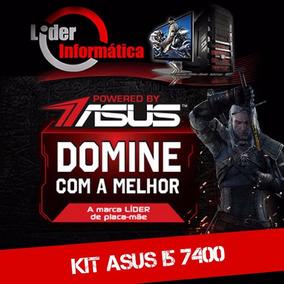 Kit Placa Asus+processador Amd Sempron +4gb Ddr3*