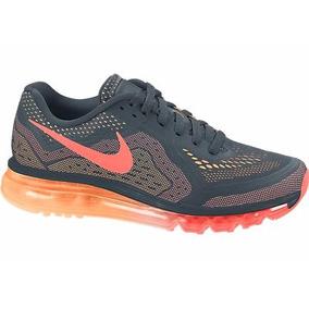 Tenis Nike Air Max 2014 Feminino Original + Nota Fiscal