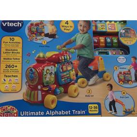 Tren Montable Y Caminadora Vtech